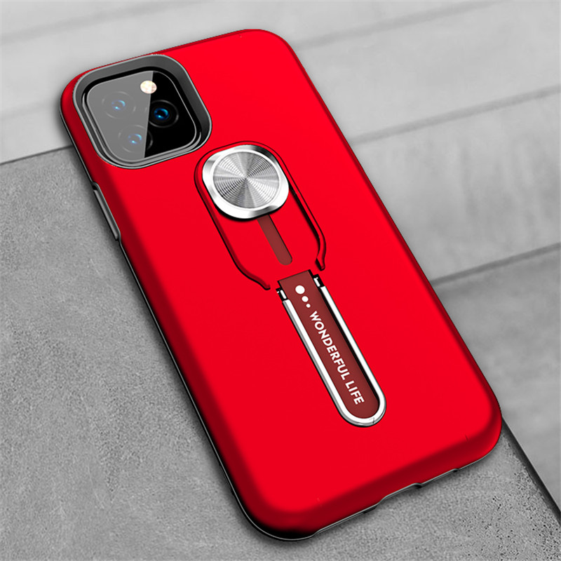 <font><b>Case</b></font> for <font><b>Oppo</b></font> A5 A3S A7 A5S F7 F9 F11 Pro F1S F2 A37 <font><b>A39</b></font> A59 A1K Realme 2 Ring Holder Cover Magnetic Card Holder <font><b>Case</b></font> image