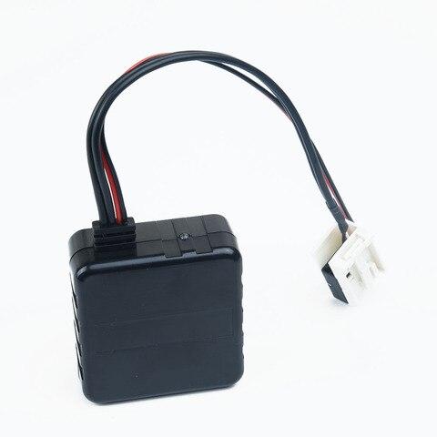 carro modulo adaptador de cabo bluetooth leitor de musica sem fio acessorios de