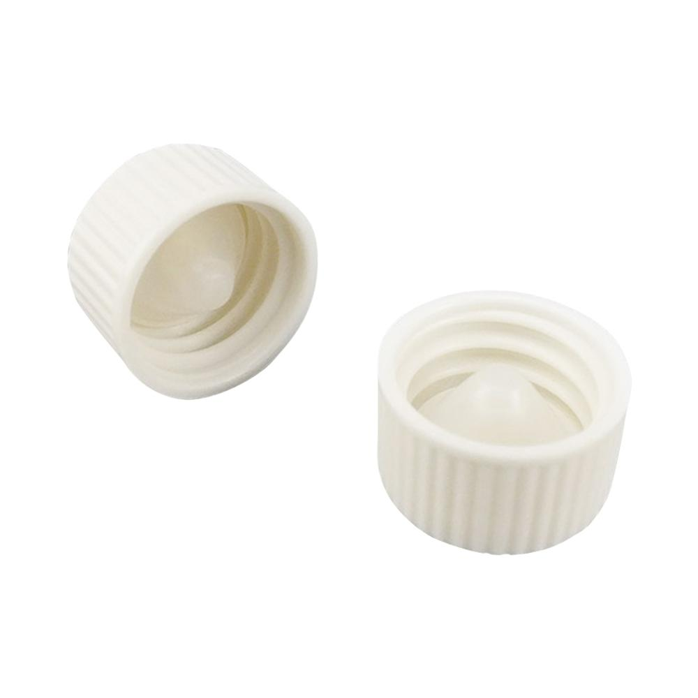 Lab Mixed Resin Bottle Cap V-shaped Inner Plug Sealing Sample Bottle Cap Experimental Consumables Laboratory Supplies Tools