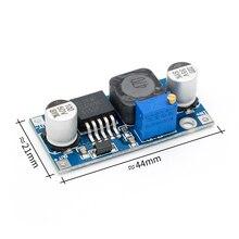 شحن مجاني 50 قطعة/الوحدة DC DC XL6009 الداعم وحدة وحدة امدادات الطاقة الناتج قابل للتعديل سوبر LM2577 أكبر 4 تيار