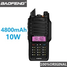 2020 New Baofeng UV-9R Plus Waterproof IP67 Walkie Talkie 10w High Power CB Radio Ham UV 9R Portable Two Way Radio Hunting UV9R