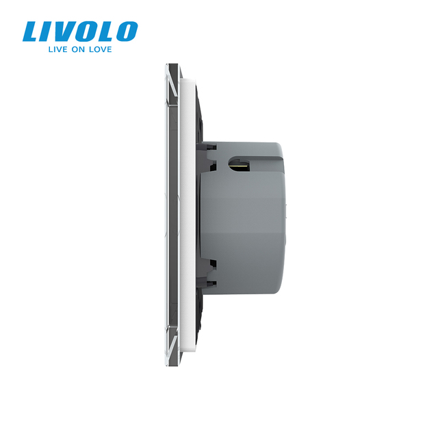 Livolo Wall Touch Switch 1Gang 1Way Switch 4