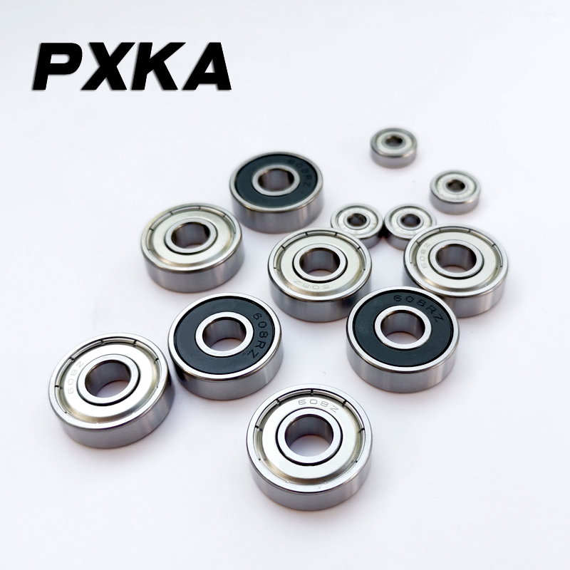 Free Shipping 10pcs Bearing 6800 6801 6802 6803 6804 6805 6806 6807 2RS 2RZ