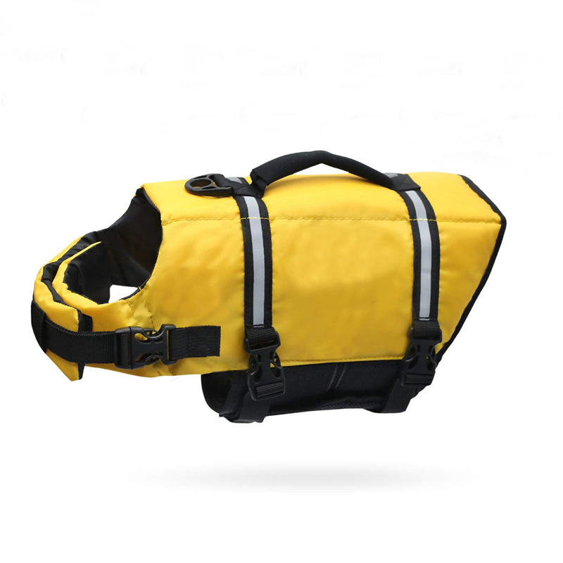 Hot Selling Reflective Pet Life Vest Outdoor Swimming Suit Large And Small Dogs Dog Life Jacket