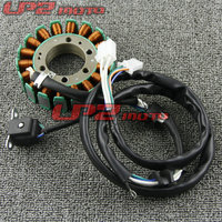 Motorcycle Generator Ignition Magneto Stator Coil For YAMAHA XV125/250 QJ250 H