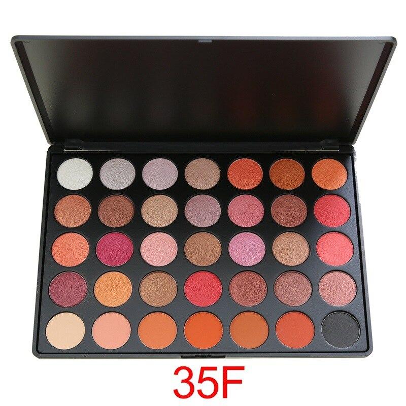 maquiagem 35 cor sombra de olho cor 04
