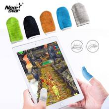 NEO STER Anti-slip Gaming Vinger Cover Voor PUBG/MOBA/iPhone/Android/iOS Mobiele Telefoon /Tablet Anti-zweet Ademend Vinger Cover(China)