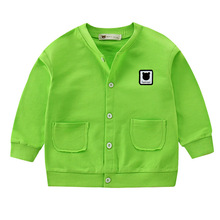 Baby Thin Outwear Toddler Kids Green Jacket Children Cotton Coat Winter Clothing Top Toddler Girl Winter Clothes Kids Jacket