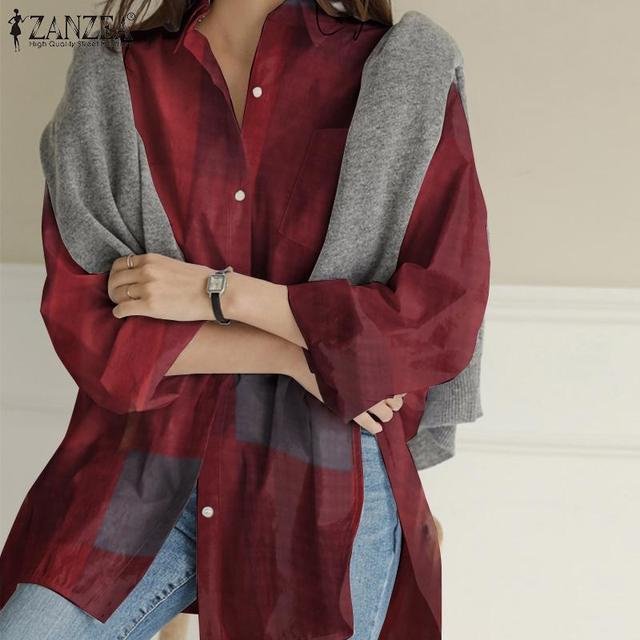 Long Sleeve Blouse 5