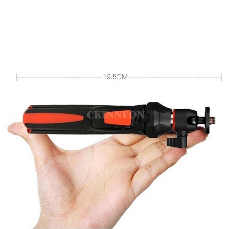 Ручной и миниатюрный Штатив 3 в 1 монопод для автопортрета селфи