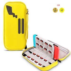 Image 3 - EVA impermeabile di Caso Di Immagazzinaggio Del Sacchetto Per Nintend Interruttore NS Console Che Trasportano Borse Nintend Interruttore Lite Accessori del Gioco Regalo