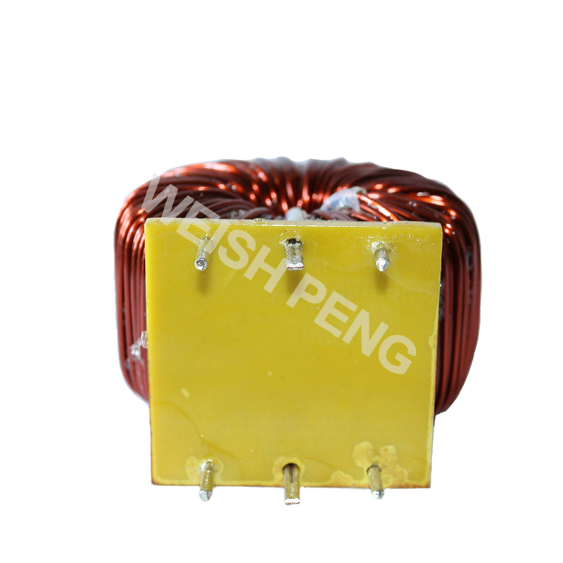 2mh 15A Ferrosilicon Aluminum Magnetic Ring Inductor SPWM Filtering differential mode energy storage inductor LCL inductor