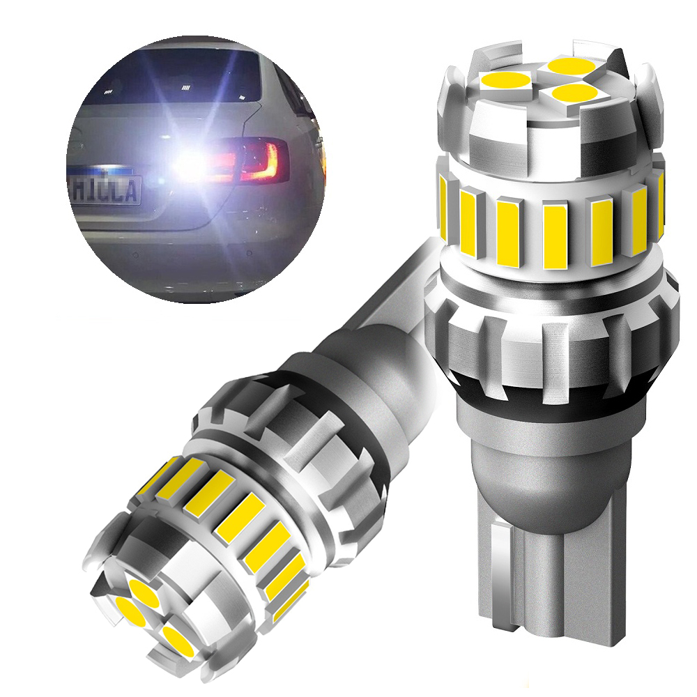 2 pçs t16 t15 w16w lâmpada led carro canbus reversa lâmpada para mitsubishi lancer 9 10 i200 asx pajero 4 nissan tiida sentra teana