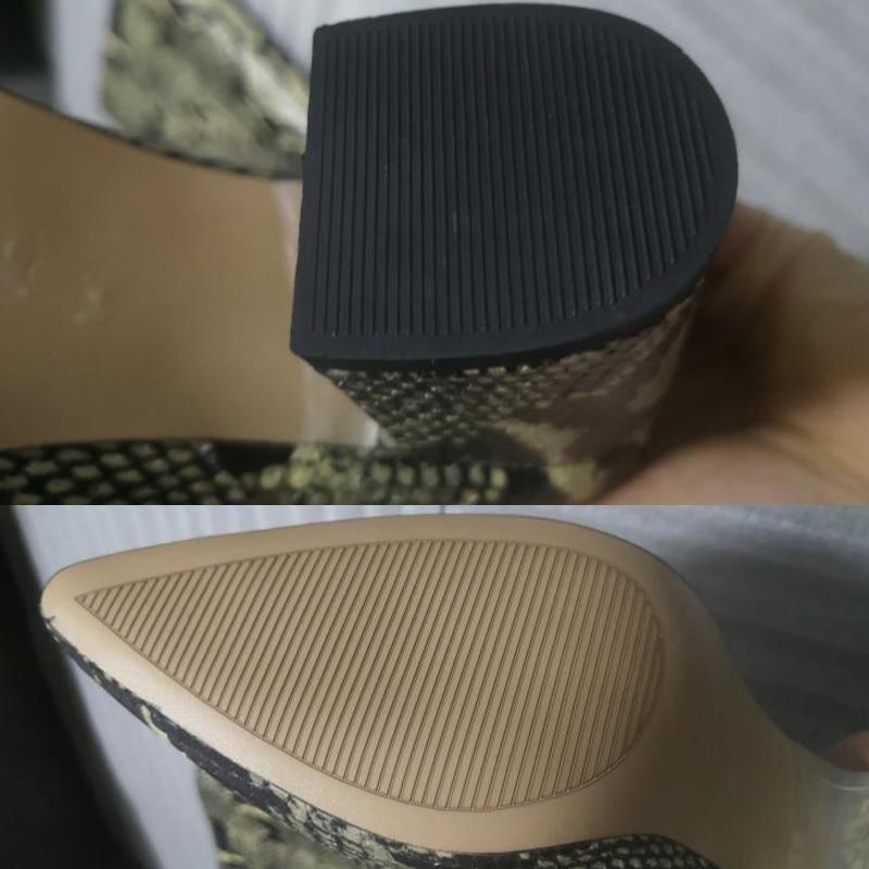 grão botas femininas grossas com ponta moda