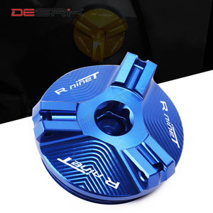 DESRIK For BMW R nine T /R nineT Pure/RnineT Racer/R nineT Scrambler/R nineT Urban G/S/R Motorcycle Engine Oil Filler Cap