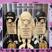 Новинка Лидер продаж скульптура орангутана украшение для дома