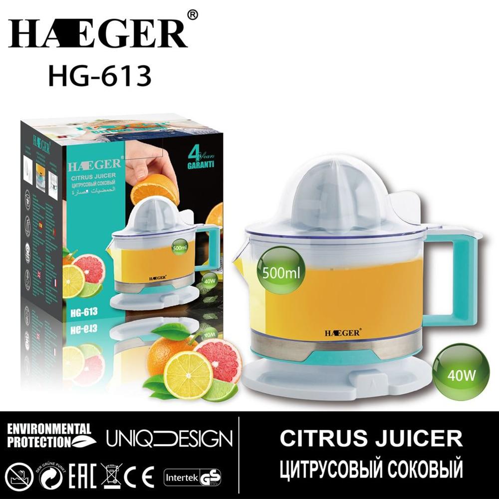 Household Juicer Automatic Juice Separating Orange Squeezer Portable Fruit Mixer Lemon Food Blender Orange Juicer Machine