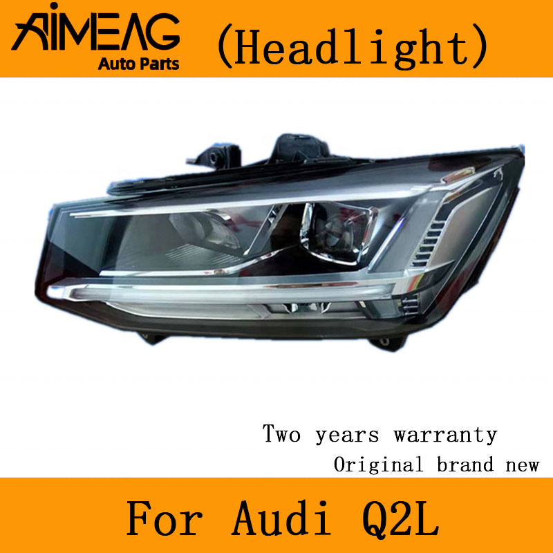 Made for 2018 <font><b>Audi</b></font> Q2L headlamp assembly original Q3 Q5 Q7 A7 <font><b>A8</b></font> A3 A5 TT A4 <font><b>headlight</b></font> image