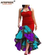 Новое весеннее платье для женщин с Африканским принтом afripride
