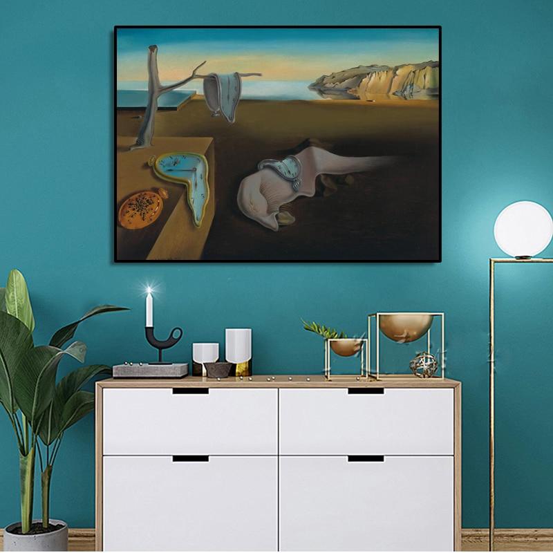 Salvador Dali The Hallucinogenic Toreador Art Silk Poster 12x18 24x36