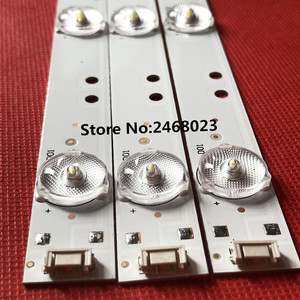 30psc Led-hintergrundbeleuchtung streifen für Skyworth 32 TV SW3228 32E301C 32E306 32E350E 32E380S licht bar 5800-W32003-1P50 8 lichter 608MM