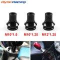 Универсальный M10X1.5 M10X1.25 M12X1.25 ручка переключения резьбы фиксатор загрузки адаптер ручной переключения передач для Honda Для Toyota для Nissan