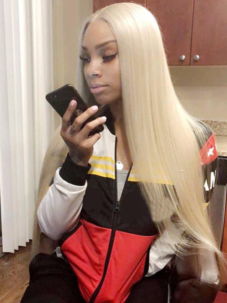 Lace Wigs Blonde Brown Straight Purple Long Black-Women for 60-613 I's-A-Wig-Part
