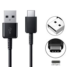 Fast Car Wall Charger Type-C Cable Mobile Phone Cable Fast Data Charging cable for Samsung Galaxy Note10 S8 S9 S10