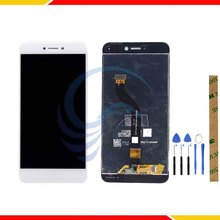 4 Colors LCD For HUAWEI Honor 8 Lite Display RA-TL10 PRA LX1 LX3 With Touch Screen Complete assembly