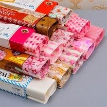 Emballages alimentaires en papier cire