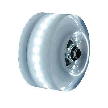Lampa Up Quad Roller kółka do deskorolki łożyska zainstalowane Quad Roller trwałe kółka do deskorolki kółka do deskorolki #40 tanie i dobre opinie Płaski CN (pochodzenie) Dryf wyżywienie AU Plug Roller skates wheel