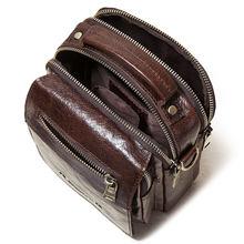 Dorywczo torba męska na ramię luksusowa marka Crossbody torby wysokiej jakości skóra bydlęca torebka biznesowa pojemność mężczyźni Messenger torby duże torba z rączkami