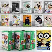 Original Fujifilm Instax Mini Instant Cartoon Film mini Fuji film instax for Polaroid mini 7s 8 9 25 50s 90 SP-1 2 CHECKY QIAO cheap Instant Film CN(Origin) Leica Model Fujifilm 54*86mm ISO800 Fuji 7 7s 8 10 20 25 50s 50i SP1 dw 10 sheet pack Films