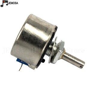 Image 5 - 10PCS DIY HIFI Single Turn Draadgewonden Potentiometers WX14 12 3W 47R 56R 100R 220R 470R 1K 2.2K 4.7K 10K 20K 5% Filament Balans