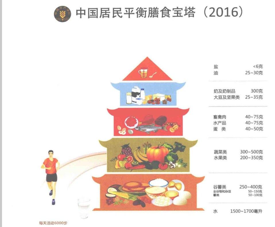 中国居民膳食指南pdf版,养生的你值得拥有