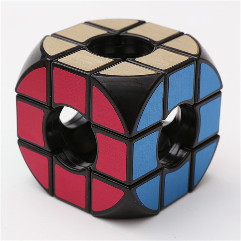 Z-cube Micube Rounded Void Pillowed Neo Cube 3x3x3 Speed Cube Cubo Magico Educational Toys Magic Cube Puzzle
