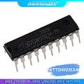 2 шт., программируемый микроконтроллер ATTINY 2313 DIP20, 8 бит