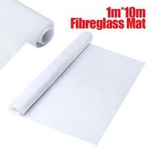 Faixa de fibra de vidro cortada, tapete sem alkali para corte de fibra de vidro, cobertura de fibra de vidro 10m 30g