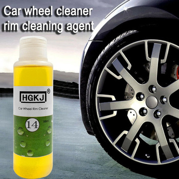 Brand New And High Quality Car Vehicle Motorcycle Wheel Tire Rim Washing Cleaning Tool Cleaner Liquid