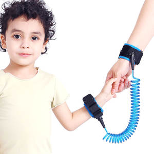 Kids Lock Wristband Safety-Harness Adjustable Baby Children Traction Anti-Lost Leash