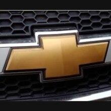 Эмблема-Наклейка 3d Автомобильная Эмблема передняя решетка логотип БАГАЖНИКА АВТОМОБИЛЯ Замена для Chevrolet captiva 2007-2010 автомобильные аксессуар...