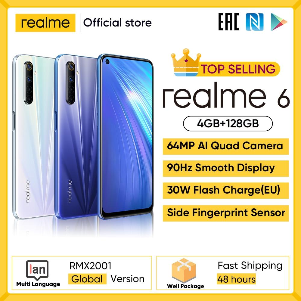 Realme Helio G90T 128GB 4gbb WCDMA/LTE/GSM NFC Supercharge/vooc Bluetooth 5.0/5g wi-fi/Gorilla glass