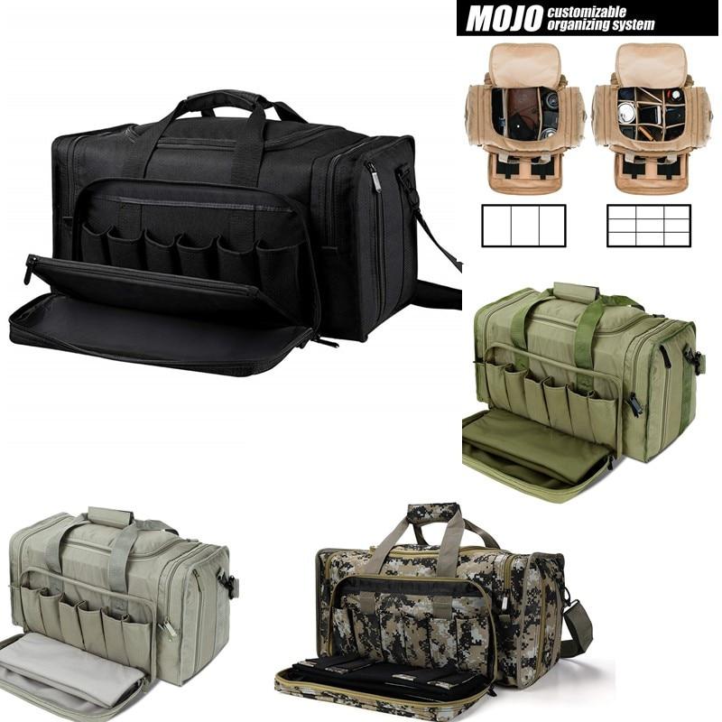 Сумка для тактического пистолета SoarOwl, сумка для стрельбы, спортивные сумки для пистолетов, пистолеты с закрываемой молнией и сверхмощными противоскользящими ножками Сумки для охоты    АлиЭкспресс