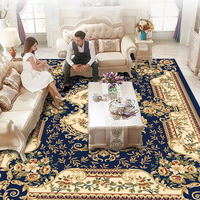 New Persian Style Carpets For Living Room Bedroom Rug Luxury Home Decor Carpets Coffee Table Floor Mats Hotel Hallway Area Rugs