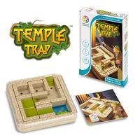 Smart Games Temple Trap 60 Challenges Including Starter Junior Expert and Master levels Puzzle Game