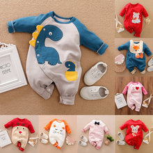 Malapina 2020 Одежда для новорожденных однотонный комбинезон