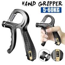 5-60Kg Adjustable Heavy Gripper Fitness Hand Exerciser Grip