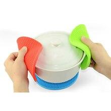 Силиконовый коврик термостойкие подставки для чашек диаметром
