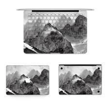 Padrão decalque para macbook pro adesivo de vinil computador portátil mac notebook textura da pele diversão macbook 13