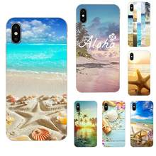 Summer Beach Hawaii Aloha Ocean For Xiaomi Mi3 Mi4 Mi4C Mi4i Mi5 Mi 5S 5X 6 6X 8 SE Pro Lite A1 Max Mix 2 Note 3 4 Soft Call Box(China)